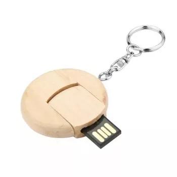 QUÀ TẶNG USB GỖ