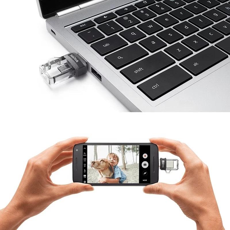 USB OTG NHỎ GỌN