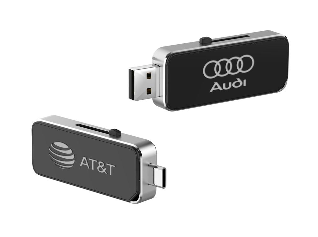 USB OTG QUẢNG CÁO