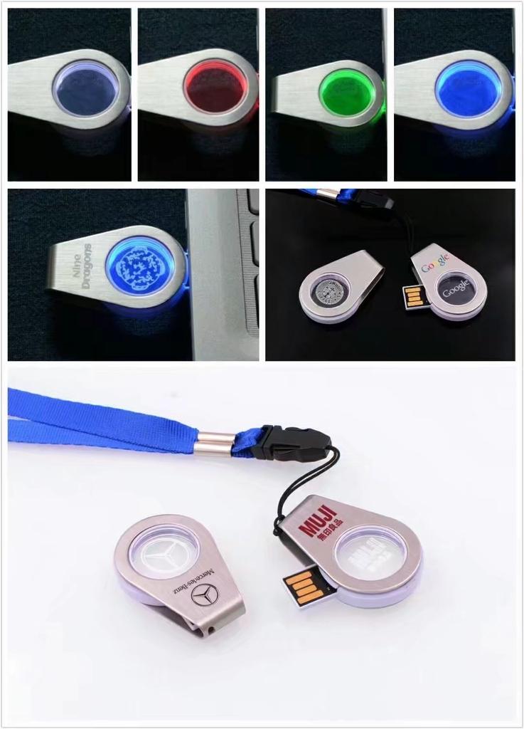 USB MINI CÓ ĐÈN LED