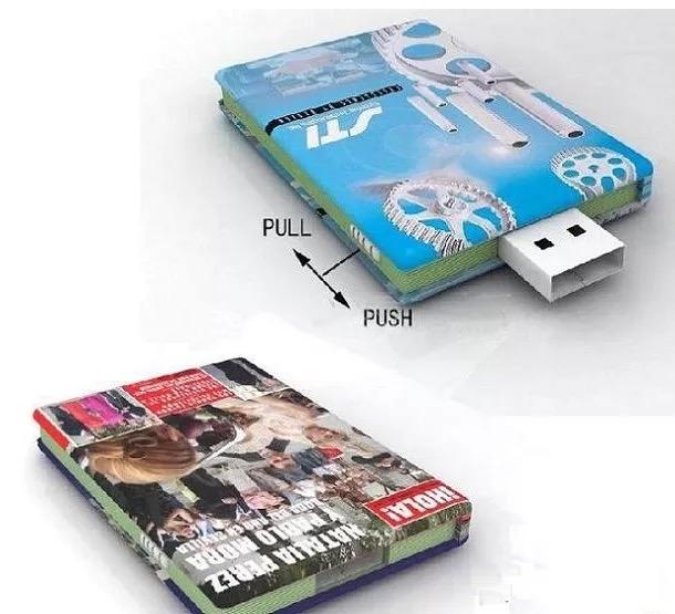 USB vỏ nhựa