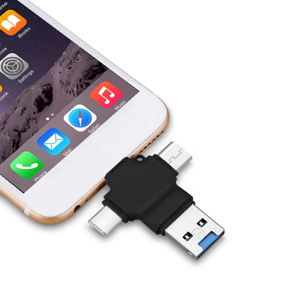 USB OTG 4 ĐẦU