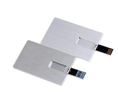 USB THẺ KIM LOẠI QUÀ TẶNG