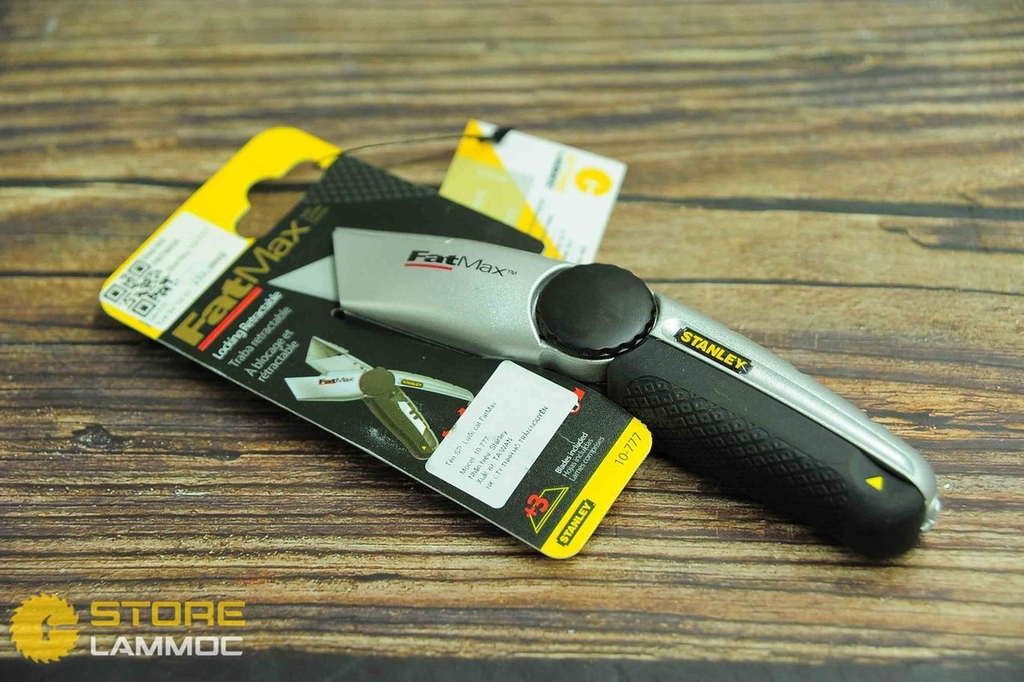 Dao trổ FATMAX RETRACTABLE Stanley 10-777