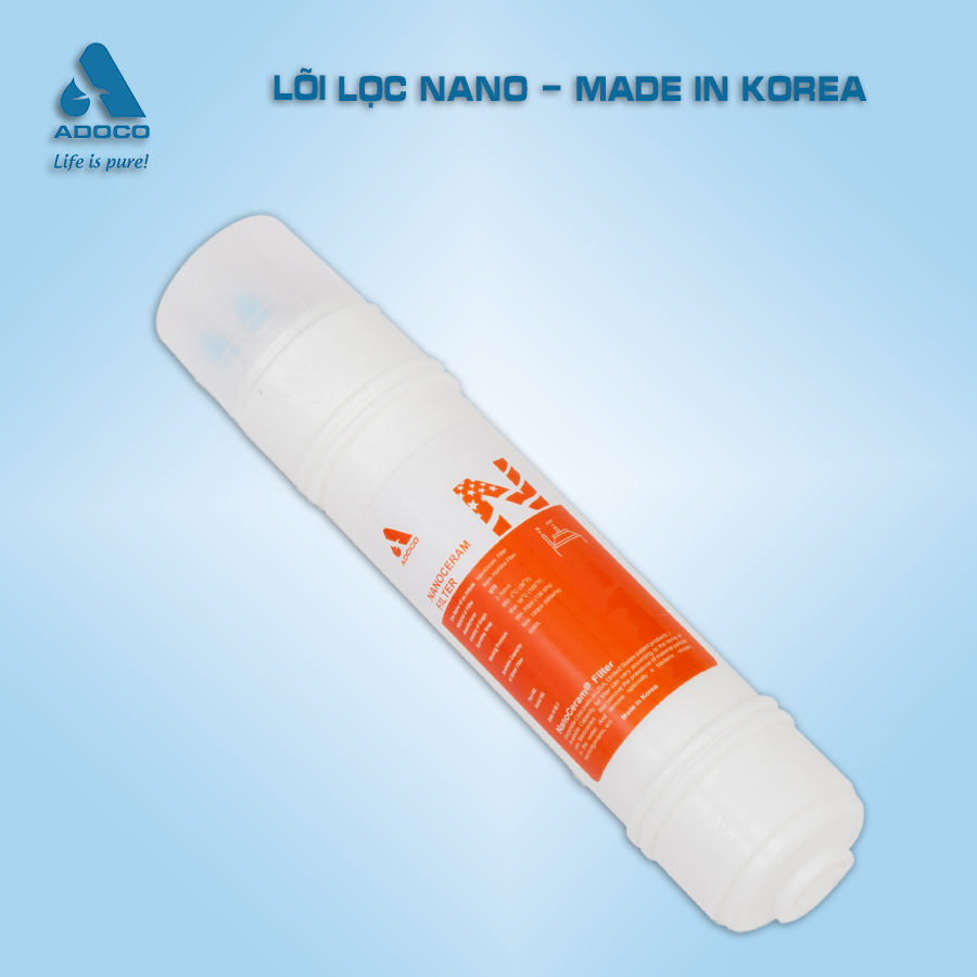 Lõi lọc Nano - Made in Korea