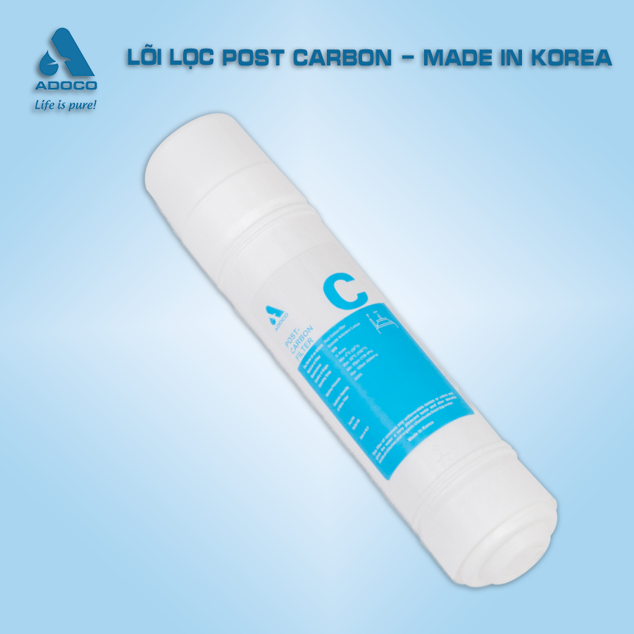 Lõi lọc Post Carbon - Made in Korea