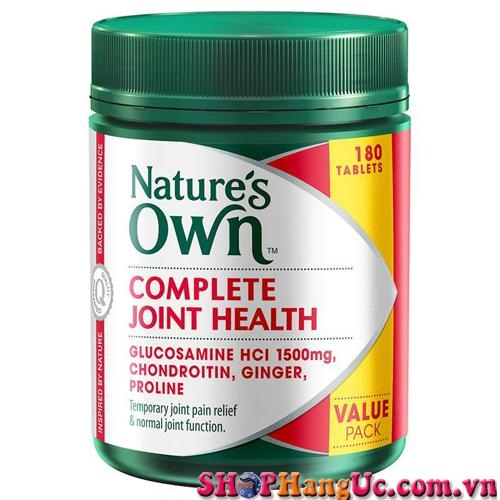Nature's Own Complete Joint Health