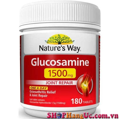 Nature'sWay Glucosamine 1500mg