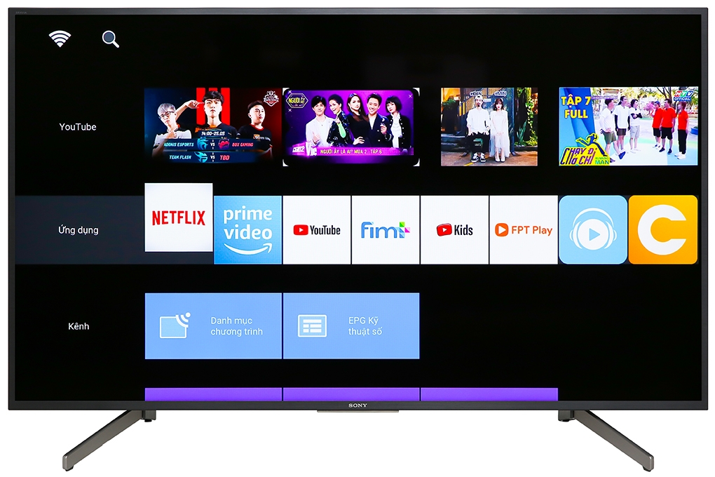 Sony Android Tivi  4K 55 inch KD-55X7000G