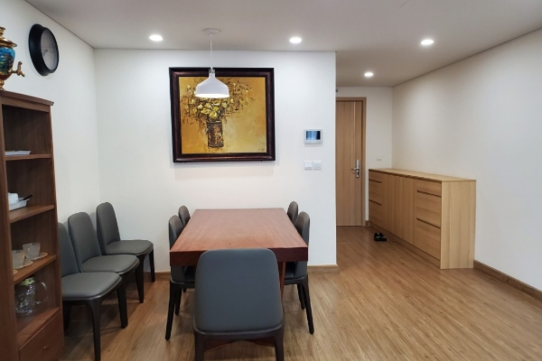 2 rooms apartment for rent in Sky Park Resident