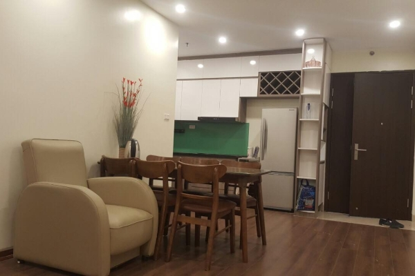 2 rooms apartment for rent in Cau Giay Center Point