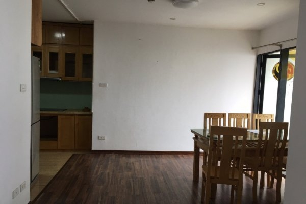 Ngoc Khanh Plaza apartment for lease