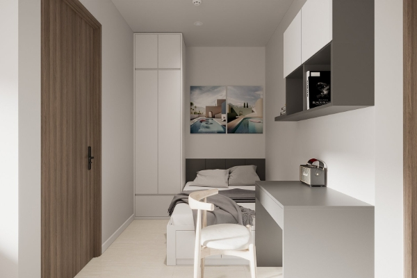 Studio in Vinhomes Smart City