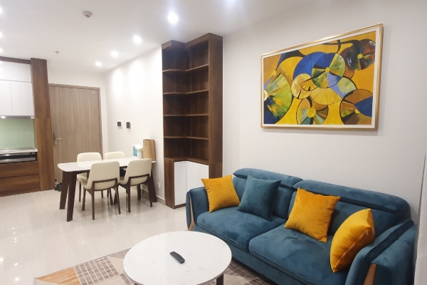 Apartment in Vinhomes Smart City for lease