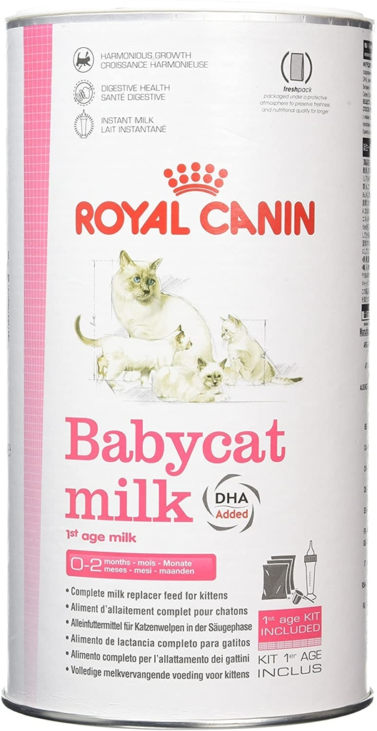 RC208410 - Baby Cat Milk 300gr