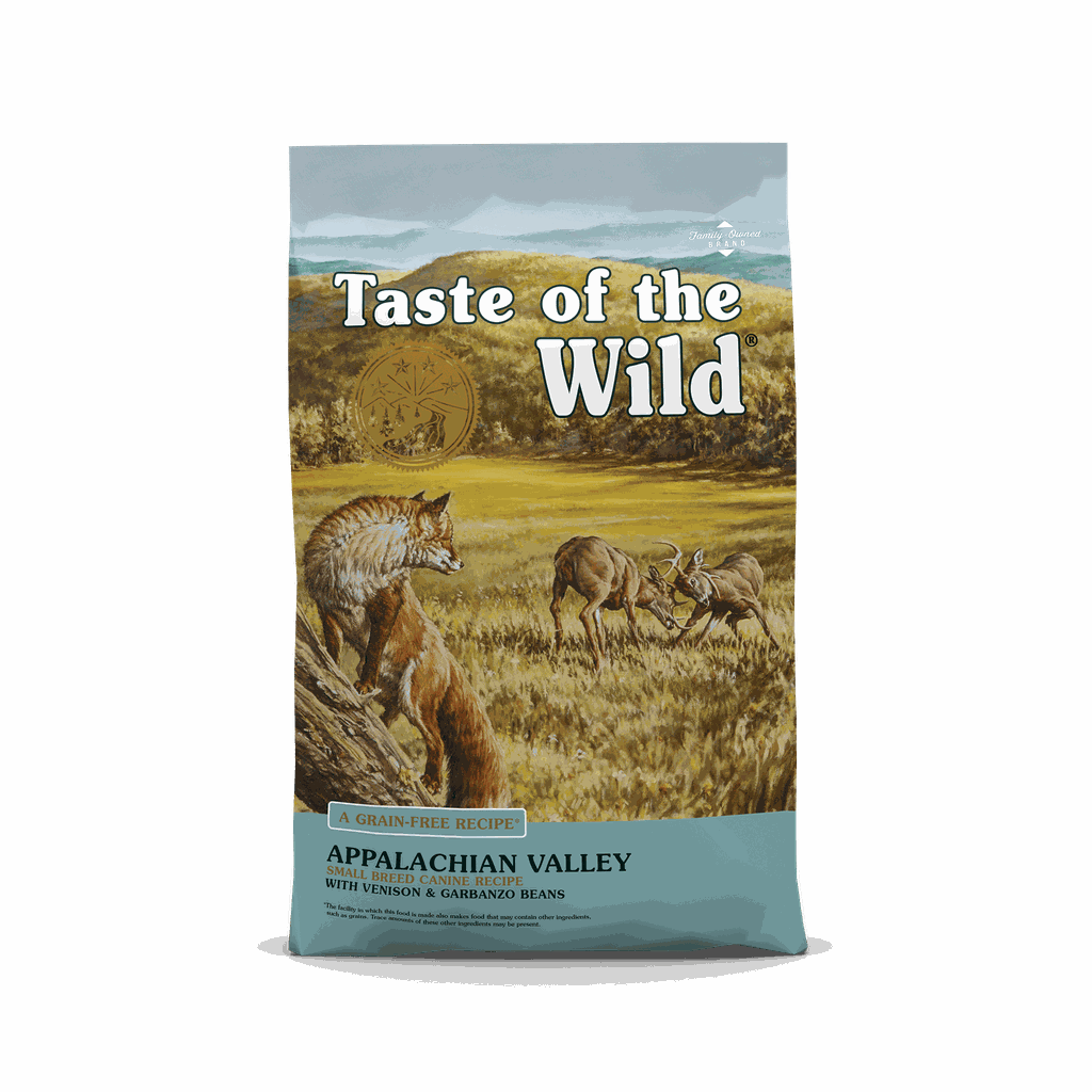 Taste of the Wild - Dog - Appalachian Valley Small Breed 2kg
