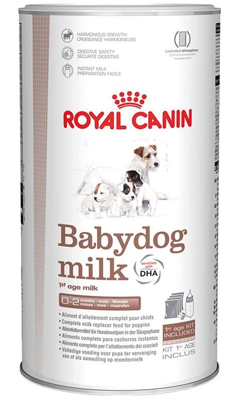 RC273620 - Baby Dog Milk (400gr)
