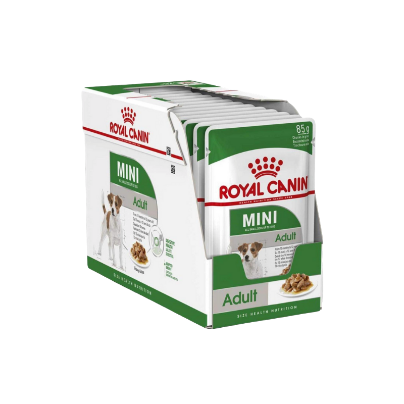 Pate chó Royal Canin - Mini Adult Gravy - 85g*12