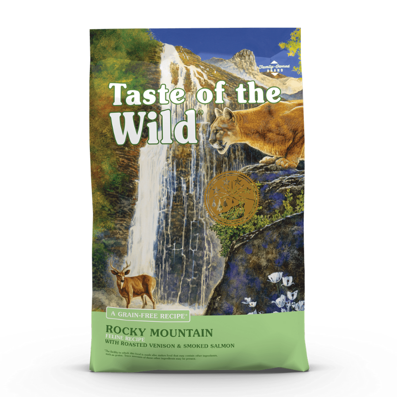 Taste of the Wild - Cat - Rocky Mountain (2kg)