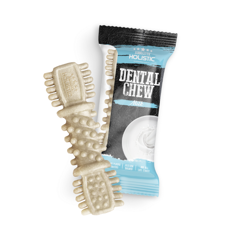 Absolute Holistic Dental Chew Milk