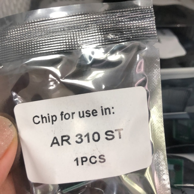 CHÍP SHARP AR310/235 ST