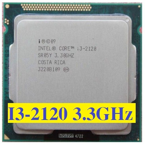 CPU Intel Core I3 2120 socket 1155