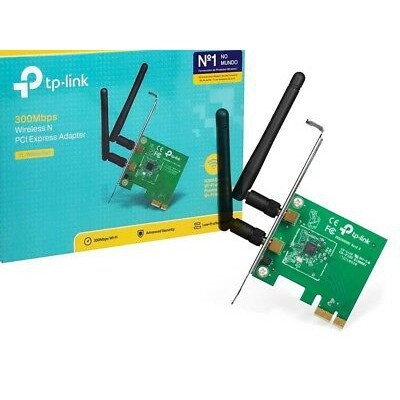 Card mạng TP-Link PCI TL-WN881ND 300M