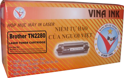 HỘP MỰC  BROTHER 2280 VINA