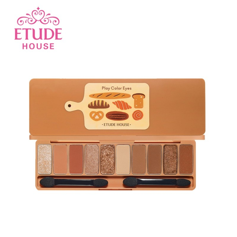 Bảng Phấn Mắt Etude House Play Color Eyes Bakehouse
