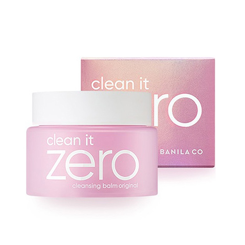 Sáp Tẩy Trang Banila Co Clean It Zero Cleansing Balm Original 100ml