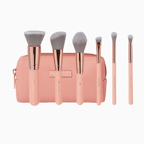 Bộ Cọ 6 Cây BHCosmetics Petite Chic 6 Piece Mini Brush Set