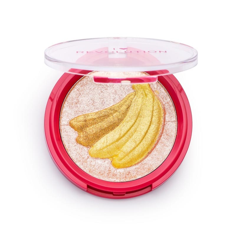 Bắt Sáng Siêu Đẹp Makeup Revolution Revolution I Heart Banana Fruity Highlighter