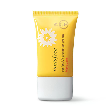 Kem Chống Nắng Innisfree Perfect UV Protection Cream Triple Care 50ml