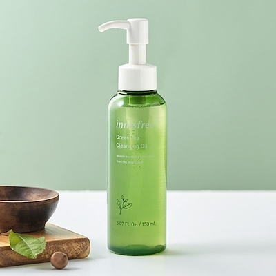 Dầu tẩy trang Innisfree Green Tea Cleansing Oil 150 ml