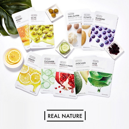 Mặt nạ THE FACE SHOP Real Nature Mask 20g