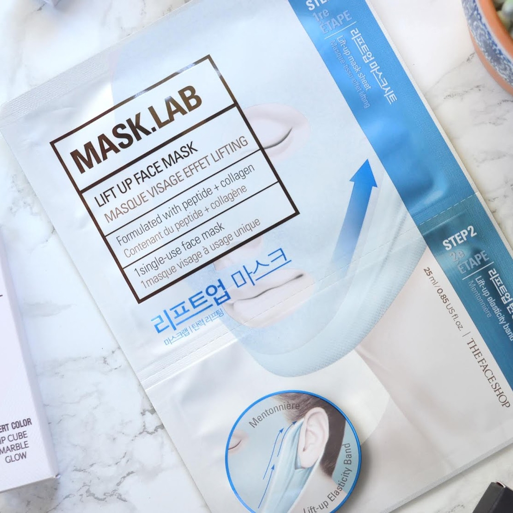 Mặt nạ THE FACE SHOP Mask Lab Lift Up Face Mask