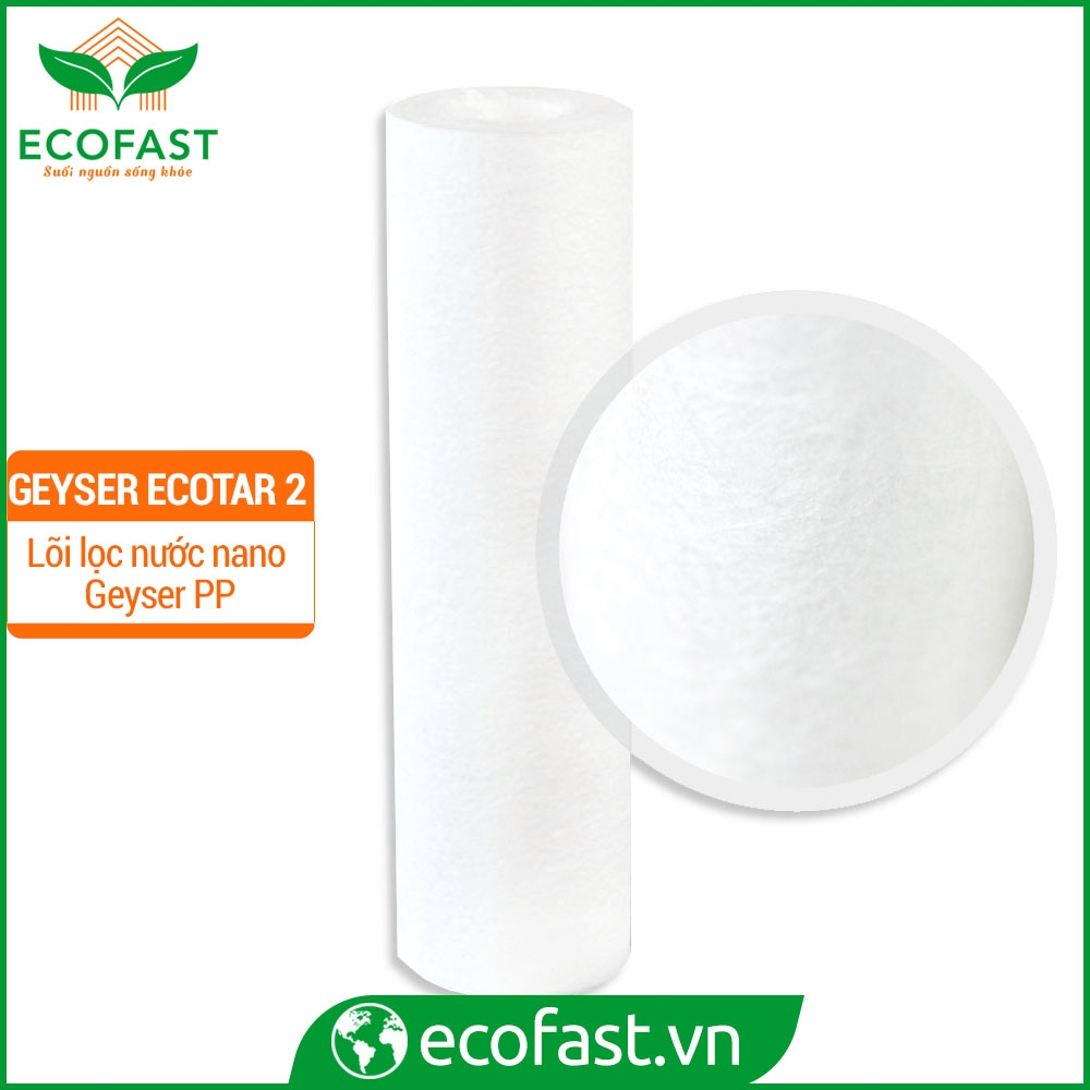 Bộ lõi lọc Geyser Ecotar 2