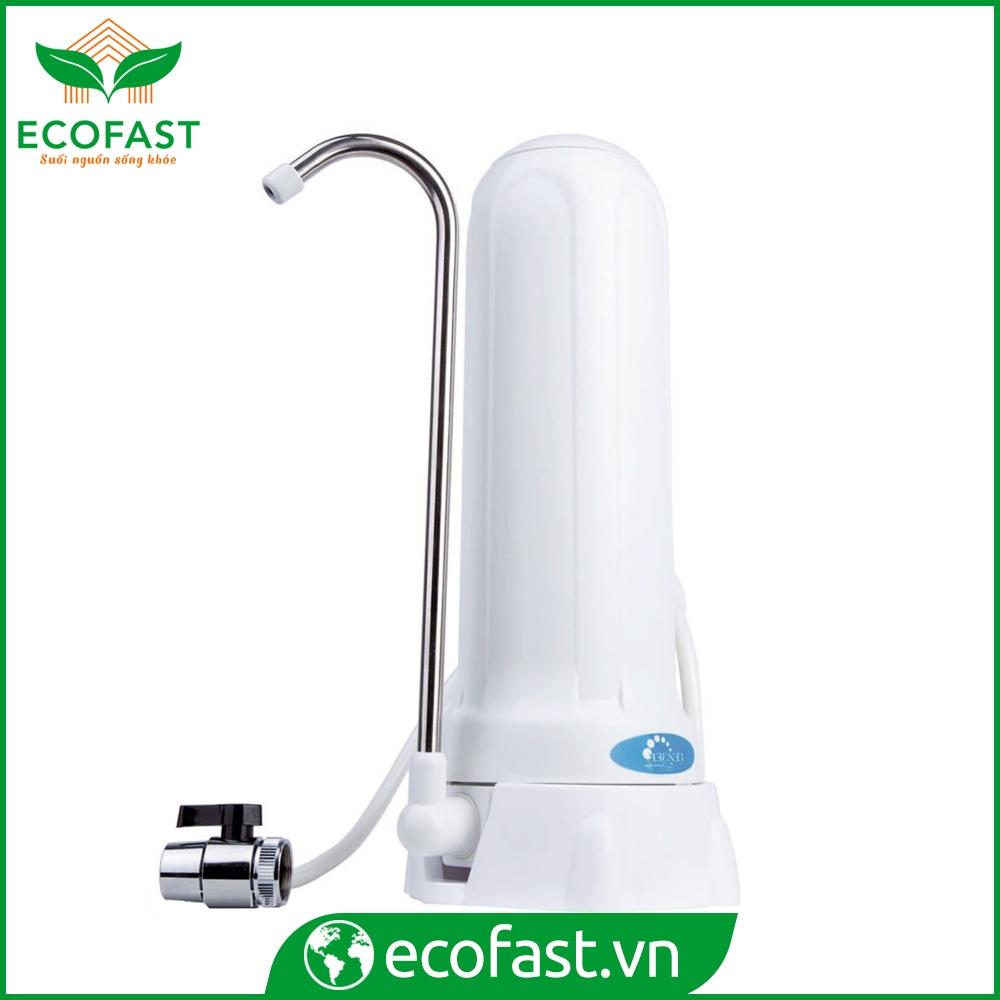 Máy lọc nước uống gắn vòi để bàn Geyser 1UH Euro | Thế giới lọc nước Ecofast