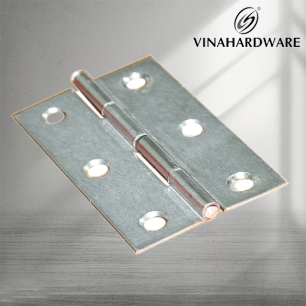 Stainless steel hinge 70mm thick 1mm HHL80