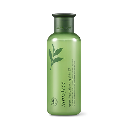 HP13 Innisfree Green Tea Toner 6.76.OZ/200ML