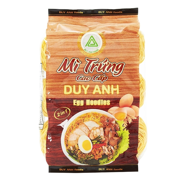 BM42 Mỳ Trứng YELLOW Noodle 400g