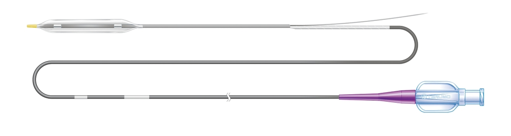 Liston Semi-Compliant PTCA Balloon Catheter