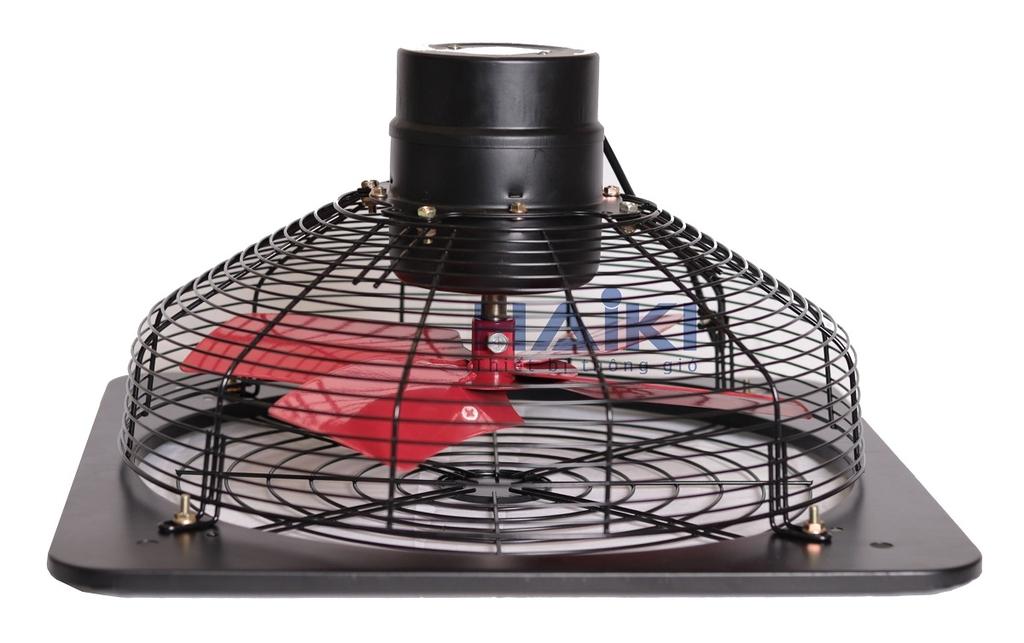Quạt thông gió vuông HAIKI HK-V50CLcó thiết kế tối ưu, chắc chắn