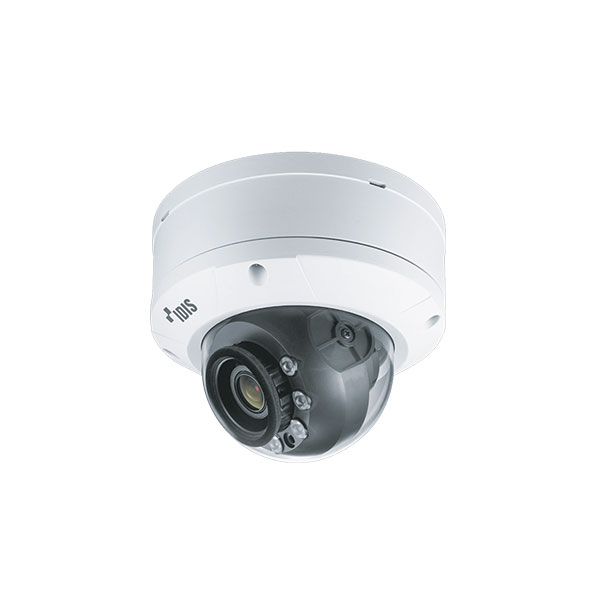 DC-D3533HRX - Camera IP Dome IDIS IR Vandal-Resistant 5MP