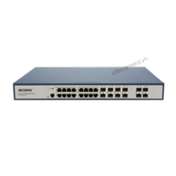 Switch Acorid Managed Ethernet GLS7700-16G12F 16GE+12SFP