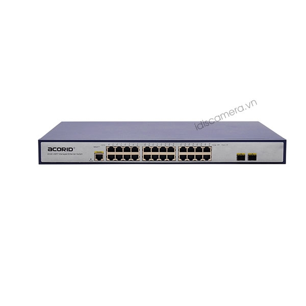 Switch Acorid Managed Ethernet GLS7700-24G2F 24GE+2SFP