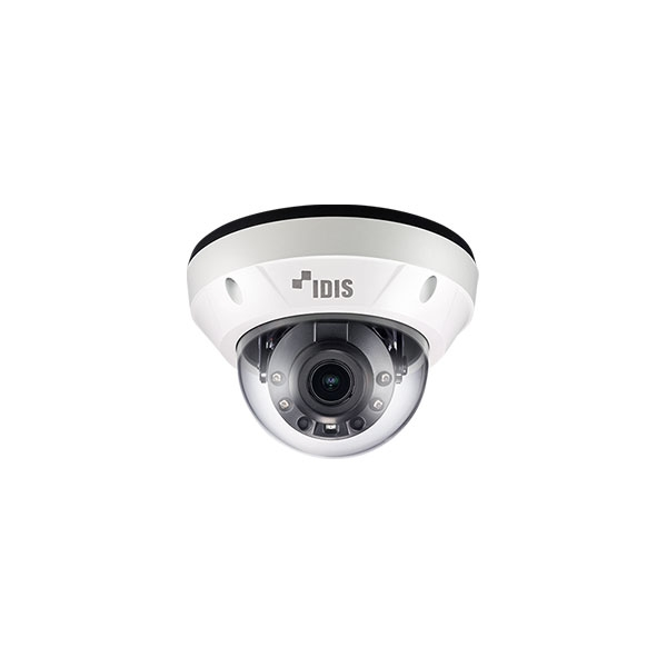 TC-D5531WRXP - Camera Dome AHD IDIS Vandal-Resistant IR 5MP