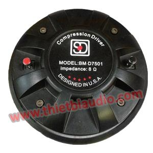 Tweeter SD BM-7501 - China Hãng