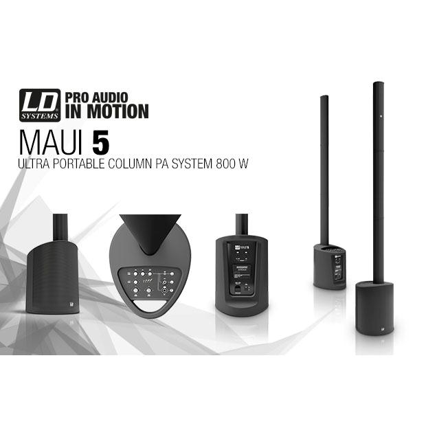 LD Systems Maui 5 (Germany)