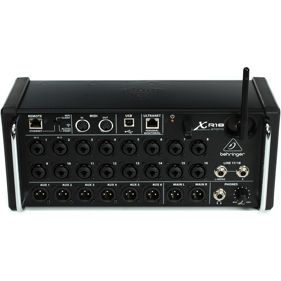 Behringer X-AIR XR18 - Mixer XR-18